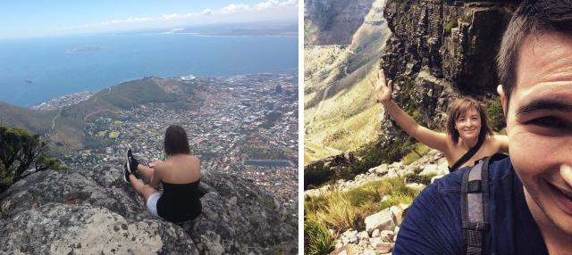 Wandeling Tafelberg