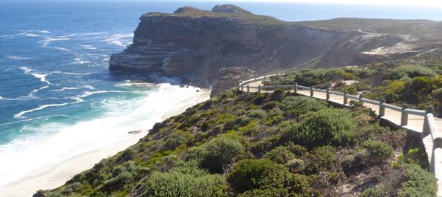 Kaap de Goede Hoop wandeling