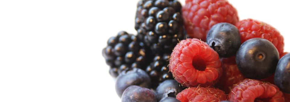 Ontbijttip: havermoutpannenkoeken met rood fruit