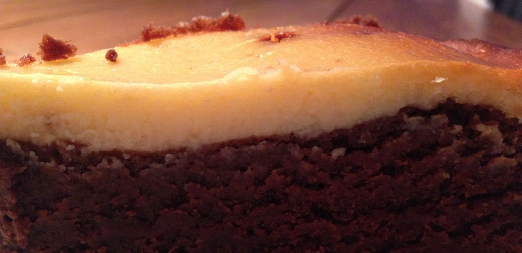 Recept chocolade – cheesecake