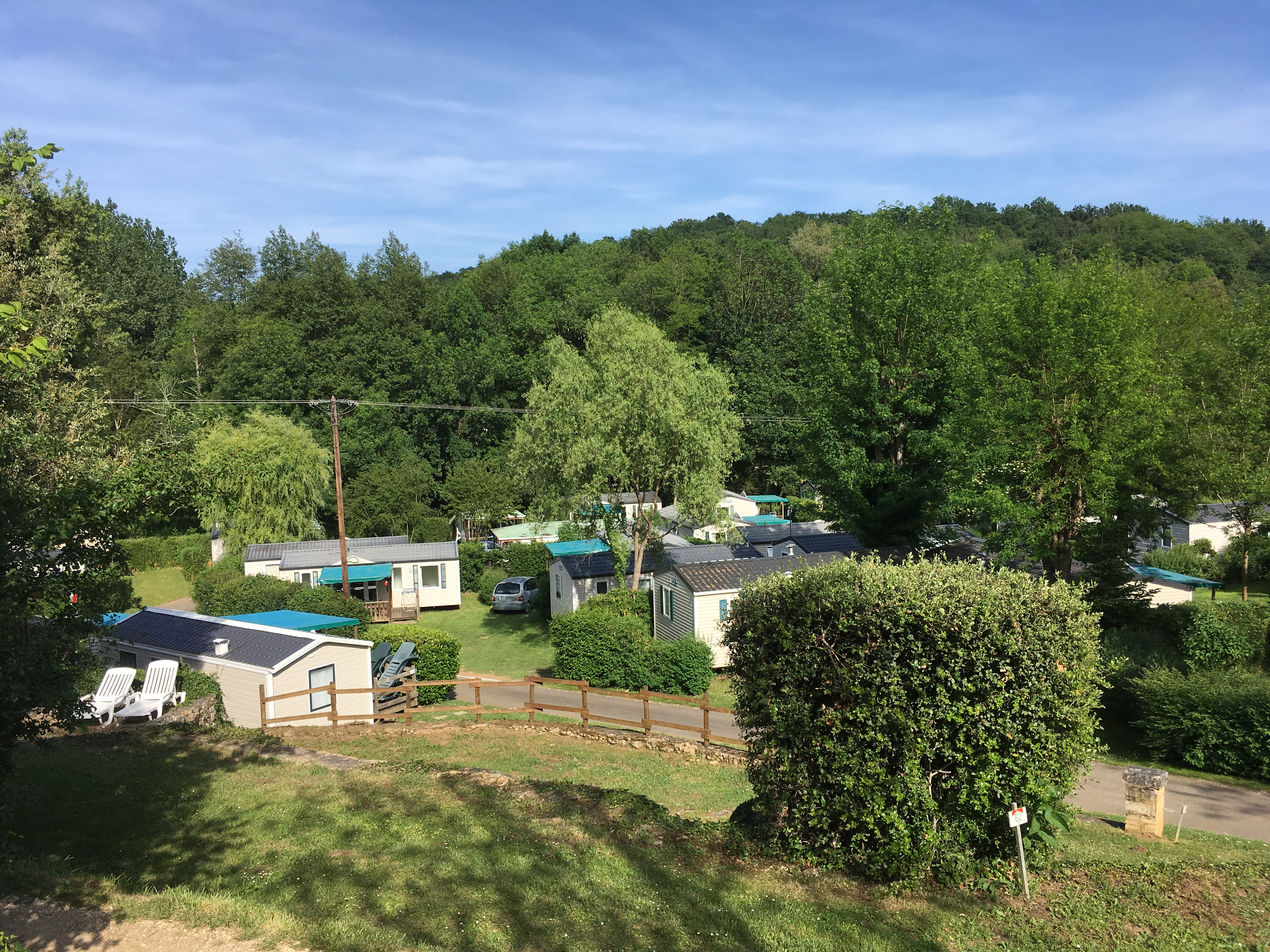 campingvakantie