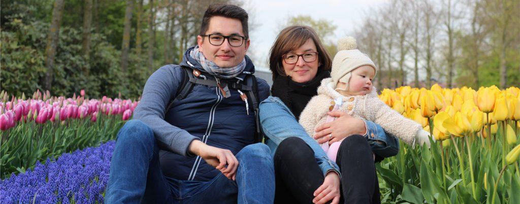 Reisanekdotes met een baby om te lachen (of te huilen)
