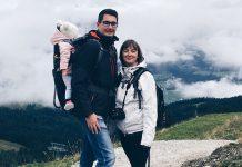 Oostenrijk familie hike