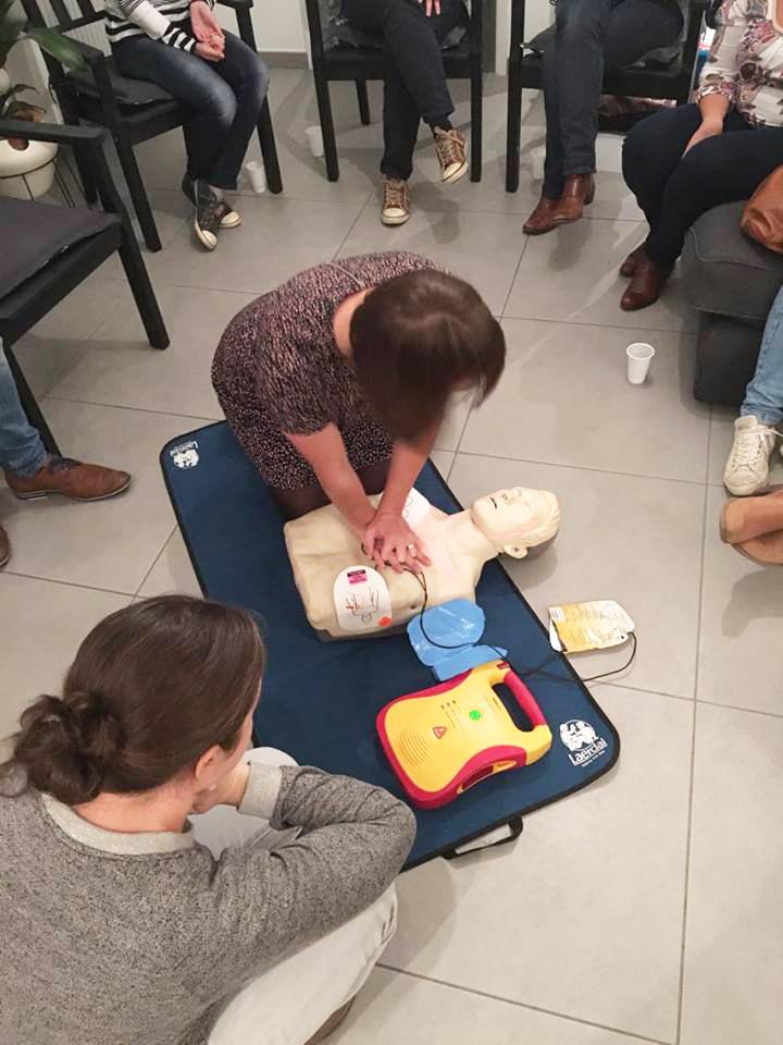 workshop EHBO kinderen