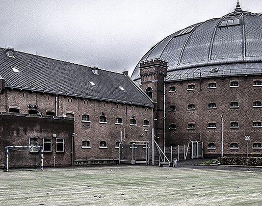 Prison escape Breda