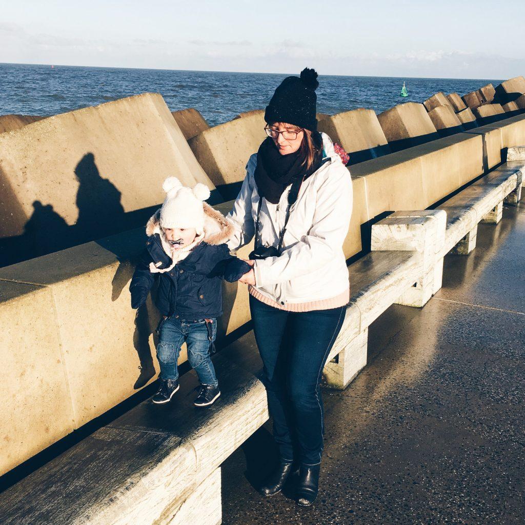 Winter in Oostende