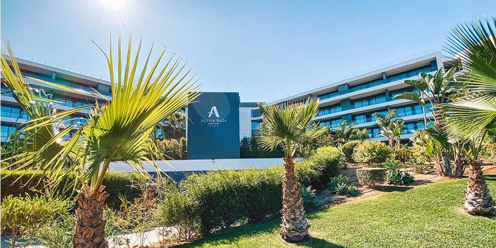 Gezinsvakantie in Resort Alvor Baia, Portugal