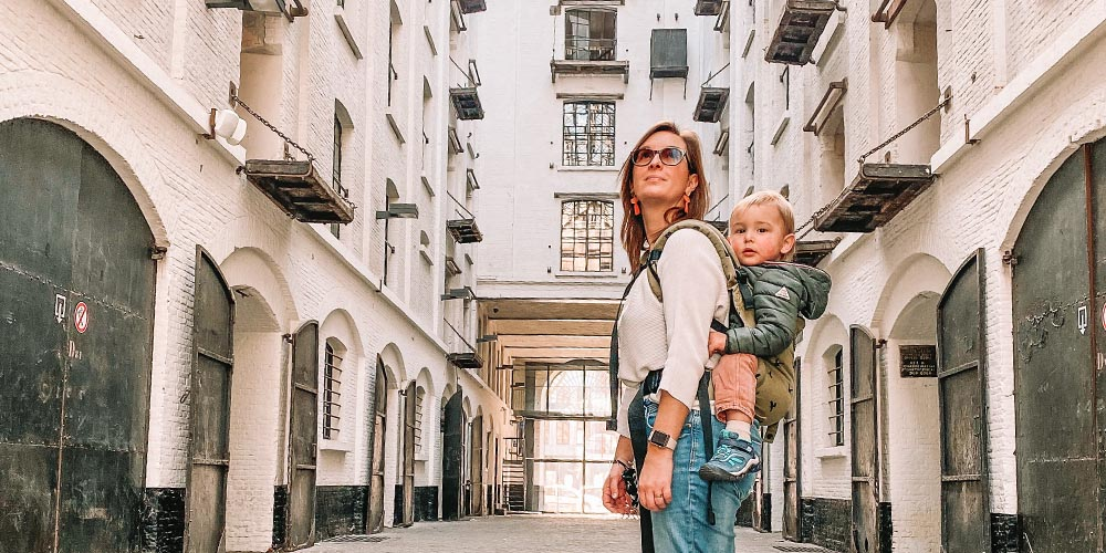 stadswandeling Antwerpen
